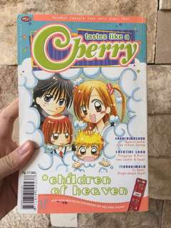 CHILDREN OF HEAVEN ( CHERRY SERIES ) - BUKU KOMIK JEPANG