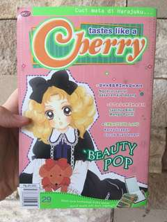 BEAUTY POP ( CHERRY SERIES ) - BUKU KOMIK JEPANG