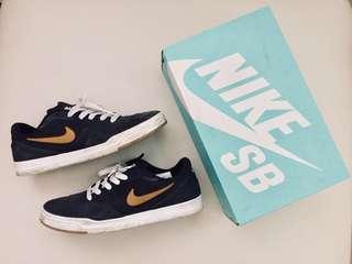 Nike SB Paul Rodriguez 9 CS Black & White Skate Shoes
