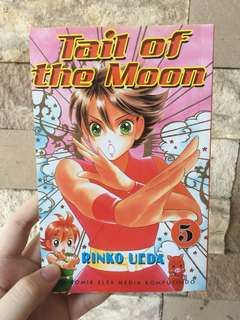 TAIL OF THE MOON 5 - BUKU KOMIK JEPANG