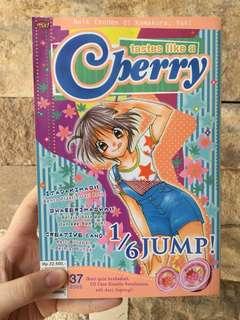 1/6 JUMP! ( CHERRY SERIES ) - BUKU KOMIK JEPANG