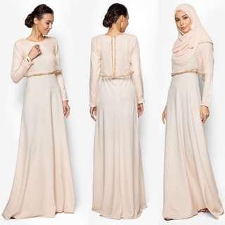 NEW INSTOCK - Cape Dress   Minaz for Zalora (L, XL)