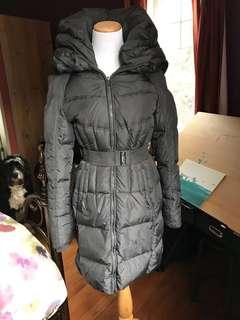 ADD grey down puff coat