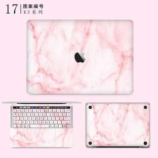 BNIB Macbook Skin Sticker Decal