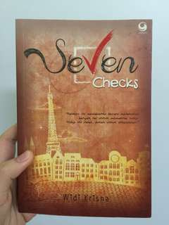 SEVEN CHECKS - BUKU NOVEL REMAJA