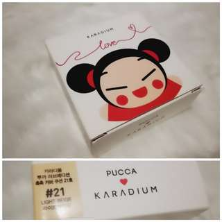 Pucca Karadium Cushion