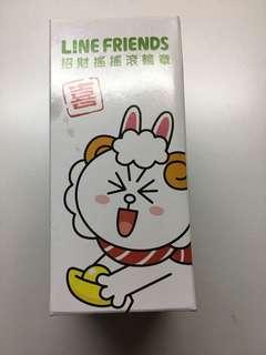 🚚 招財搖搖滾輪章 羊 LINE