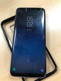 RUSH SALE: Pre-loved Samsung Galaxy S8 64GB Factory Unlocked