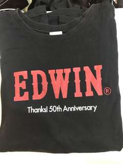 EDWIN 50週年紀念短踢