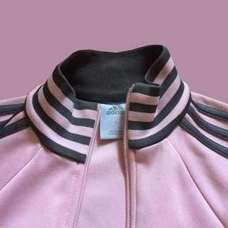 Adidas Track Jacket Light Pink