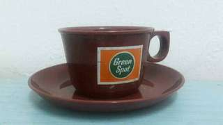 Green Spot Kopitiam Mug