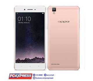 OPPO A37 + Full box + FOC earpiece/ battery