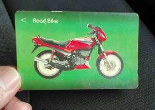Phone Card - RXZ