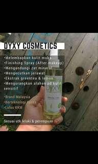 DYXY mineral green tea spray