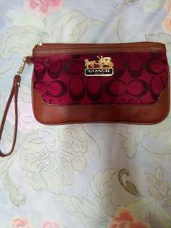 Preloved pouch