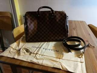 Authentic Louis Vuitton speedy 35