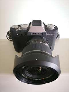 Fujifilm X-T10 w/ XF 18-55mm + XF 10-24 lens