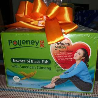 Polleney Essence of Black Fish with American Ginseng
