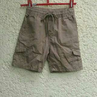 Overrun red tag khaki toddlers shorts kids