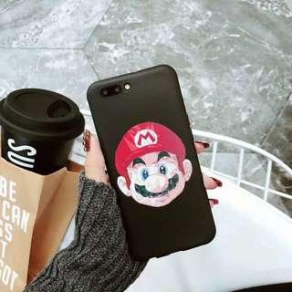 🦄 Super Mario Case for iPhone, OPPO, VIVO, Samsung
