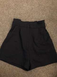 Kookai High Waisted Shorts