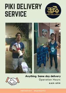 PIKI DELIVERY SERVICE