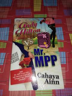 [BRAND NEW] Malay Novel - Andy Hilton VS Mr MPP.