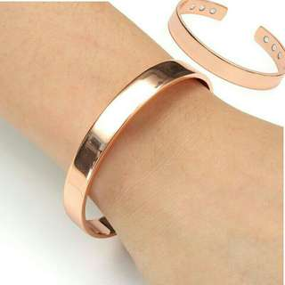 Magnetic Copper Bracelet ( Unisex)
