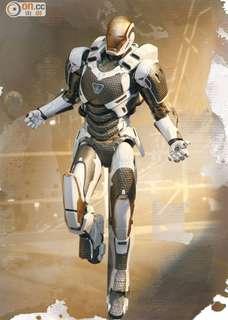 MIPS: Iron Man 3 STARBOOST MMS214 (Mark39)