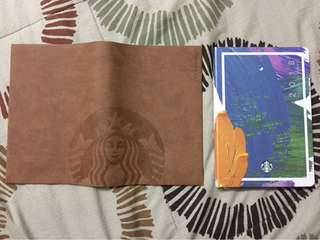 2018 STARBUCKS PLANNER GREEN (Repriced)