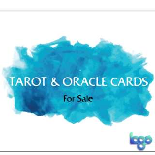 Imported Tarot & Oracle Cards