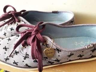 keds聯名款帆布鞋(us6.5)