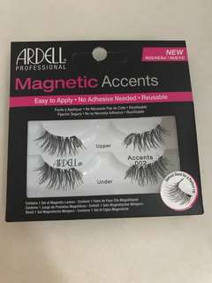 BNIB Ardell Magnetic Accents Eyelashes Reusable