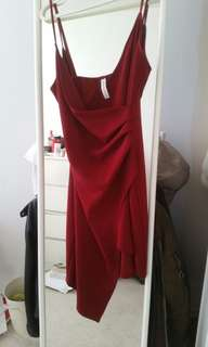 Super sexy red M dress