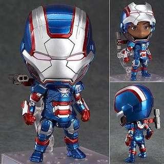 MIPS: Iron Patriot (Hero's Edition No. 392)
