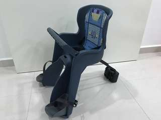 Pre-loved Bicycle Child Seat - Front Sitting