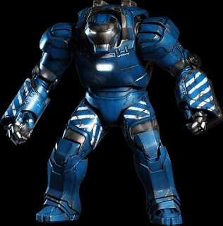 MIPS: Hot Toys Igor Iron Man 3 (MMS215)
