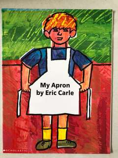 My Apron by Eric Carle