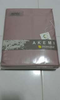 🆕 AKEMI ProModal Queen Fitted Sheet Set