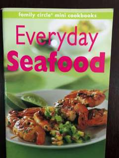 Cook Book - seafood recipes