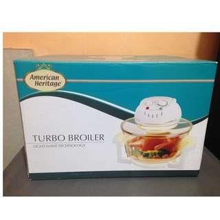 American Heritage Turbo Broiler