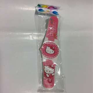 Hello Kitty Watch - Eraser / Display