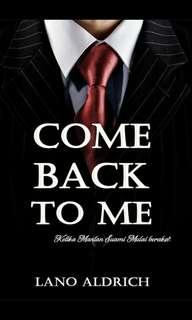 Comeback To Me by Lano Aldrich