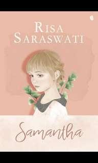Samantha by Risa Saraswati