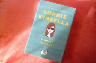 Sophie Kinsella - Finding Audrey (Hardbound)