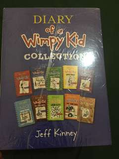 Diary Of Wimpy Kid Collection