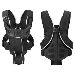 BABYBJORN Synergy Carrier (original) black