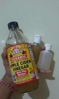 toner cuka apel bragg 35ml