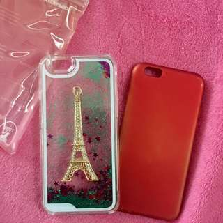 120 for 2 items iphone 6 case