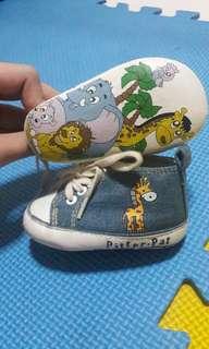 Original Pitter-pat baby shoes